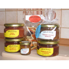 Delicious Home Made Chutney 125 g